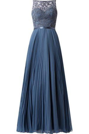 Luxuar Sukienka wieczorowa z plisami