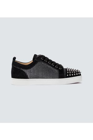 Christian Louboutin Sneakersy - Louis Junior Spikes Orlato sneakers