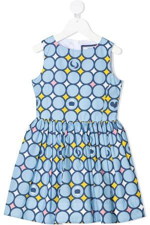 Simonetta Dziewczynka Sukienki dzienne - Blue