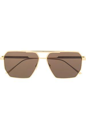 Bottega Veneta Mężczyzna Okulary przeciwsłoneczne - Gold