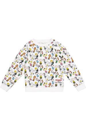 The Marc Jacobs Dziewczynka Bluzy - X Peanuts® printed cotton sweatshirt