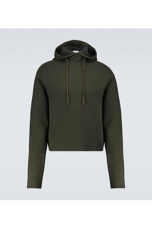 Bottega Veneta Wool-blend hooded sweatshirt