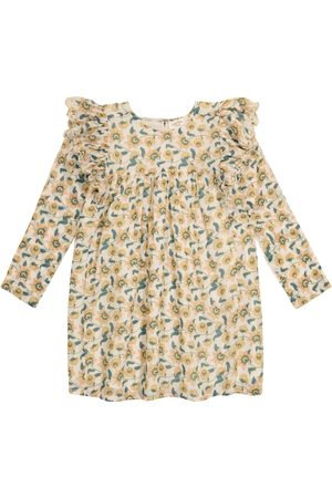 Louise Misha Bisiali floral organic cotton dress