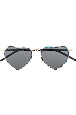 Saint Laurent Eyewear Okulary przeciwsłoneczne - Black