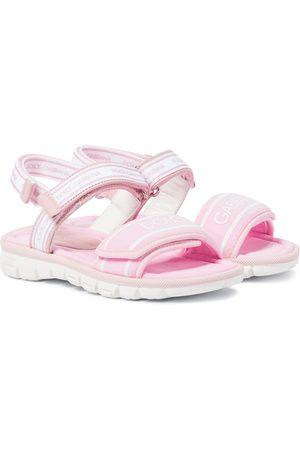 Dolce & Gabbana Kids Logo sandals