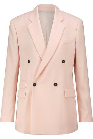Stella McCartney Kobieta Marynarki i Żakiety - Oversized wool blazer