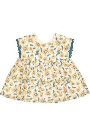 Louise Misha Baby Tapalpa floral cotton dress