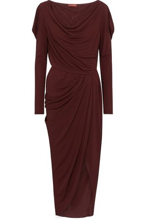 Altuzarra Kobieta Sukienki midi - Shoshana cowl-neck midi dress
