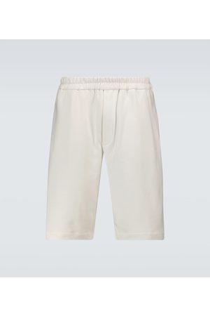 Jil Sander Szorty - Cotton shorts
