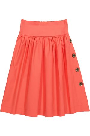 Paade Mode Halo stretch-cotton skirt