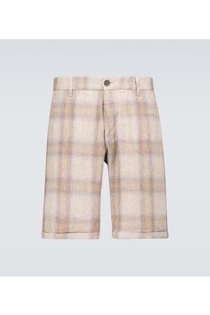 Barena Venezia Rio Romaso linen shorts