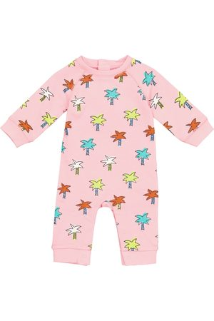 Stella McCartney Kids Baby printed cotton onesie