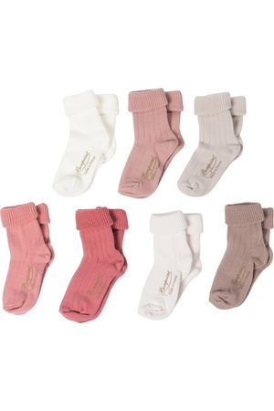 Bonpoint Baby set of 7 cotton-blend socks