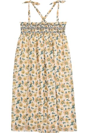 Louise Misha Marceline floral cotton dress