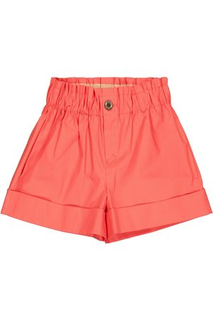 Paade Mode Halo stretch-cotton shorts
