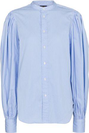 Polo Ralph Lauren Kobieta Z długim rękawem - Striped cotton shirt