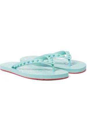Christian Louboutin Kobieta Sandały - Loubi Flip thong sandals