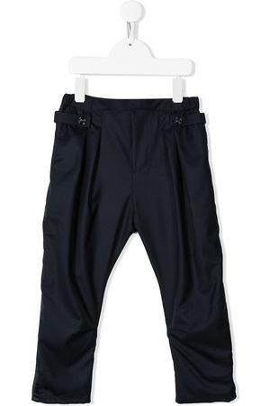 Brunello Cucinelli Chłopiec Spodnie eleganckie - Blue