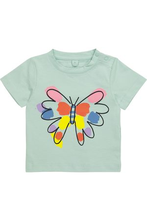 Stella McCartney Kids Baby printed cotton T-shirt