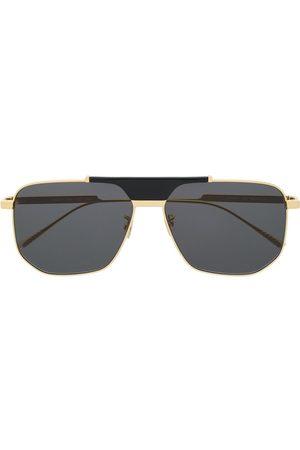 Bottega Veneta Eyewear Okulary przeciwsłoneczne - Gold