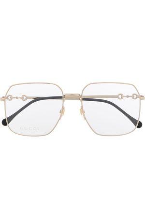 Gucci Eyewear Gold
