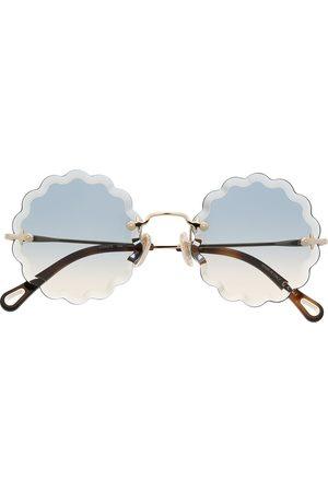 Chloé Eyewear Gold