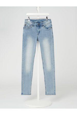 Garcia Chłopiec Straight - Jeansy o kroju regular fit z dodatkiem streczu model 'Lazlo'