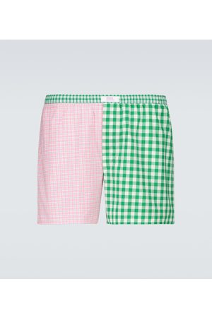 ERL Mężczyzna Bokserki - Wide striped boxer shorts