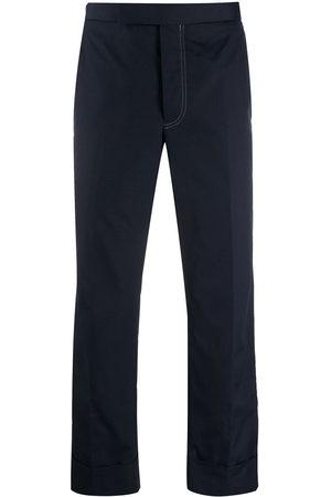 Thom Browne Mężczyzna Spodnie eleganckie - Blue
