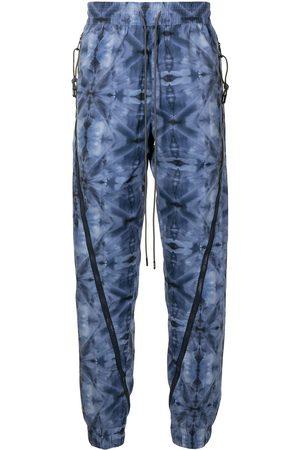 MOSTLY HEARD RARELY SEEN Mężczyzna Spodnie dresowe - Blue