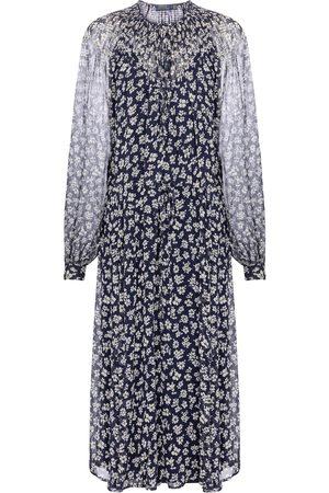 Polo Ralph Lauren Kobieta Sukienki z nadrukiem - Floral midi dress