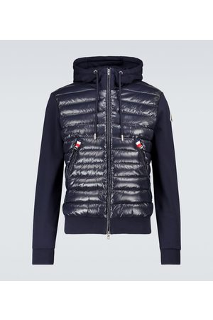 Moncler Kardigany - Hooded cardigan
