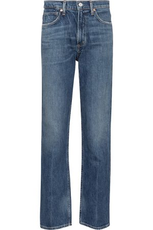 Citizens of Humanity Daphne high-rise straight jeans