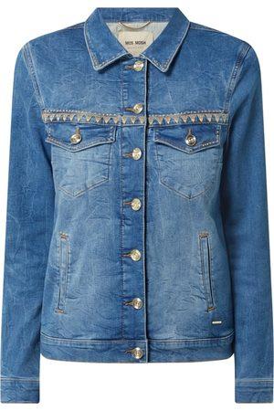 Mos Mosh Kobieta Kurtki jeansowe - Kurtka jeansowa z dodatkiem streczu model 'Reese'