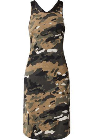 G-Star Raw Sukienka ze wzorem moro