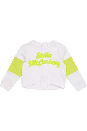 adidas Logo organic cotton sweatshirt