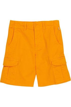 adidas Stretch-cotton Bermuda shorts