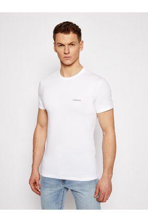 VERSACE T-Shirt Mc Girocollo AUU04023 Slim Fit
