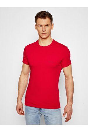VERSACE T-Shirt Girocollo AUU04023 Slim Fit