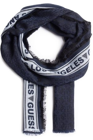 Guess Szal Not Coordinated Scarves AM8658 VIS03 Granatowy