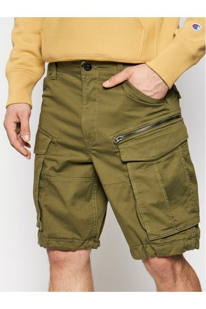 G-Star Szorty materiałowe Rovic D08566-5126-724 Relaxed Fit