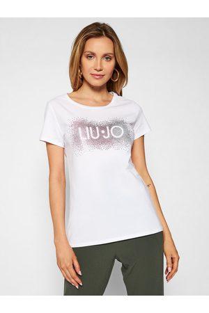 Liu Jo T-Shirt TA1150 J5003 Regular Fit
