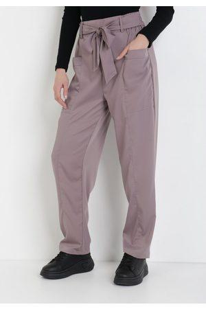 adidas Kobieta Spodnie - Ciemnofioletowe Spodnie Peness