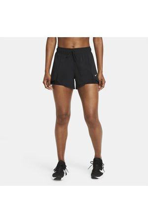 Nike Damskie spodenki treningowe Flex Essential 2 w 1 - Czerń