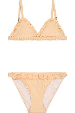 Chloé Frill-trimmed bikini