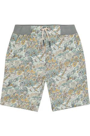 BONPOINT Liberty cotton Bermuda shorts
