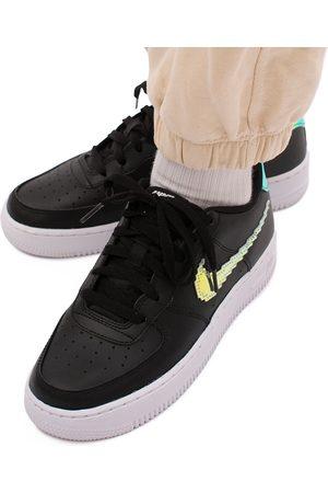 Nike Air Force 1 LV8 (GS) Młodzieżowe Czarne (CW1577-002)