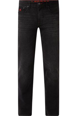 Lerros Mężczyzna Straight - Jeansy z dodatkiem streczu model 'Arun'