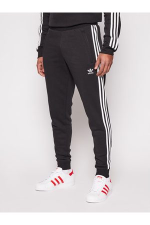 adidas Spodnie dresowe 3-Stripes GN3458 Fitted Fit