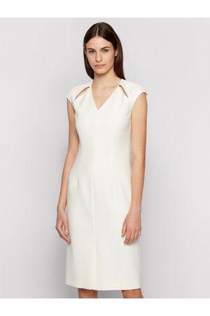 HUGO BOSS Sukienka codzienna Dulipa 50451351 Slim Fit